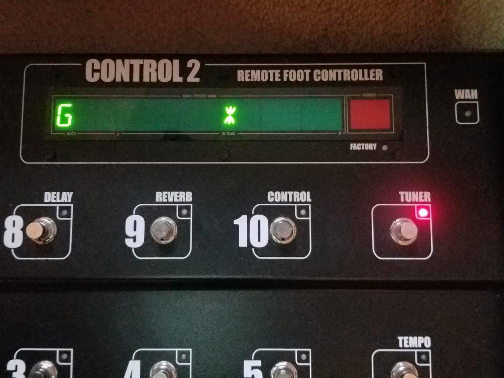 GSP1101 tuner