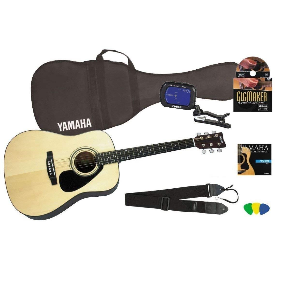 Yamaha Gigmaker Acoustic bundle