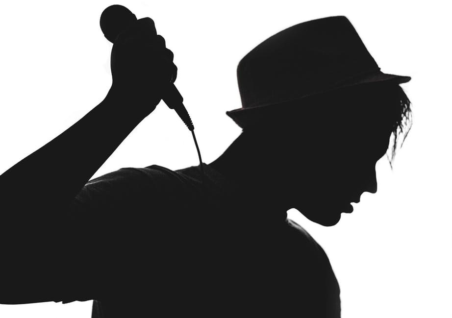 Singer charicature