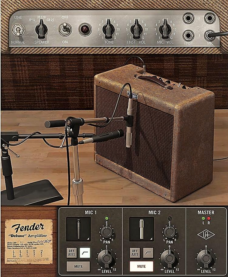 fender 55 tweed plugin