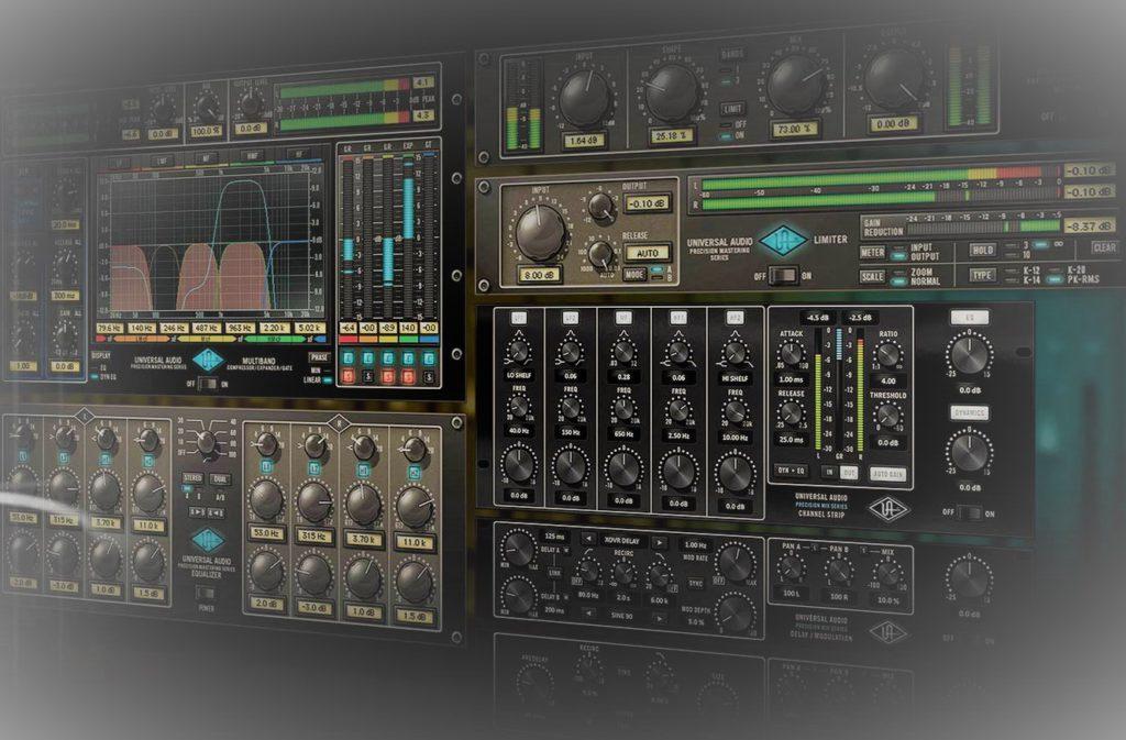 precision mastering plug in