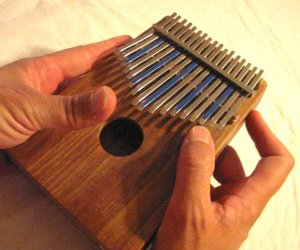 Treble Kalimba