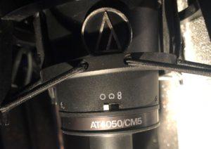 AT4050 mode settings