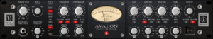 Avalon 737sp plugin black