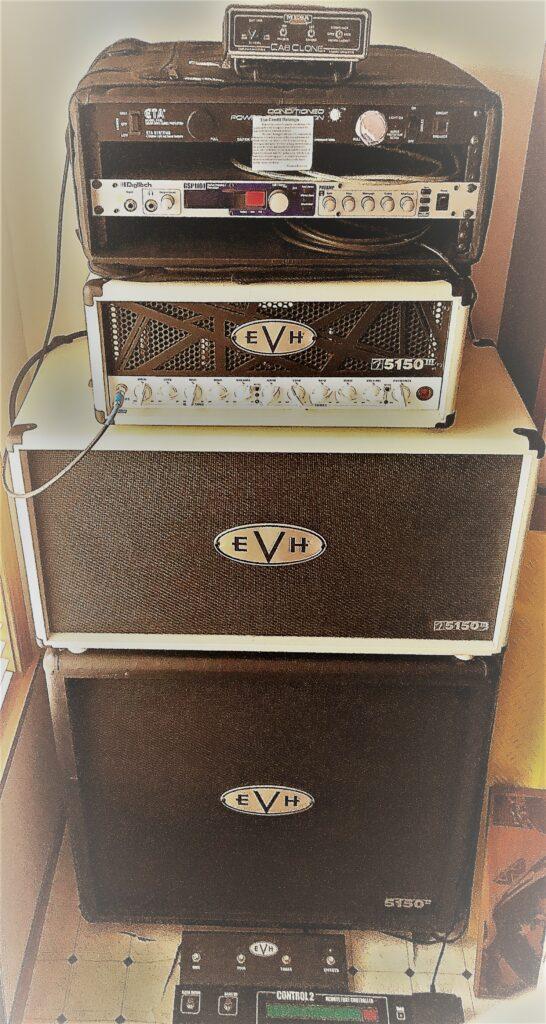 My EVH gig rig