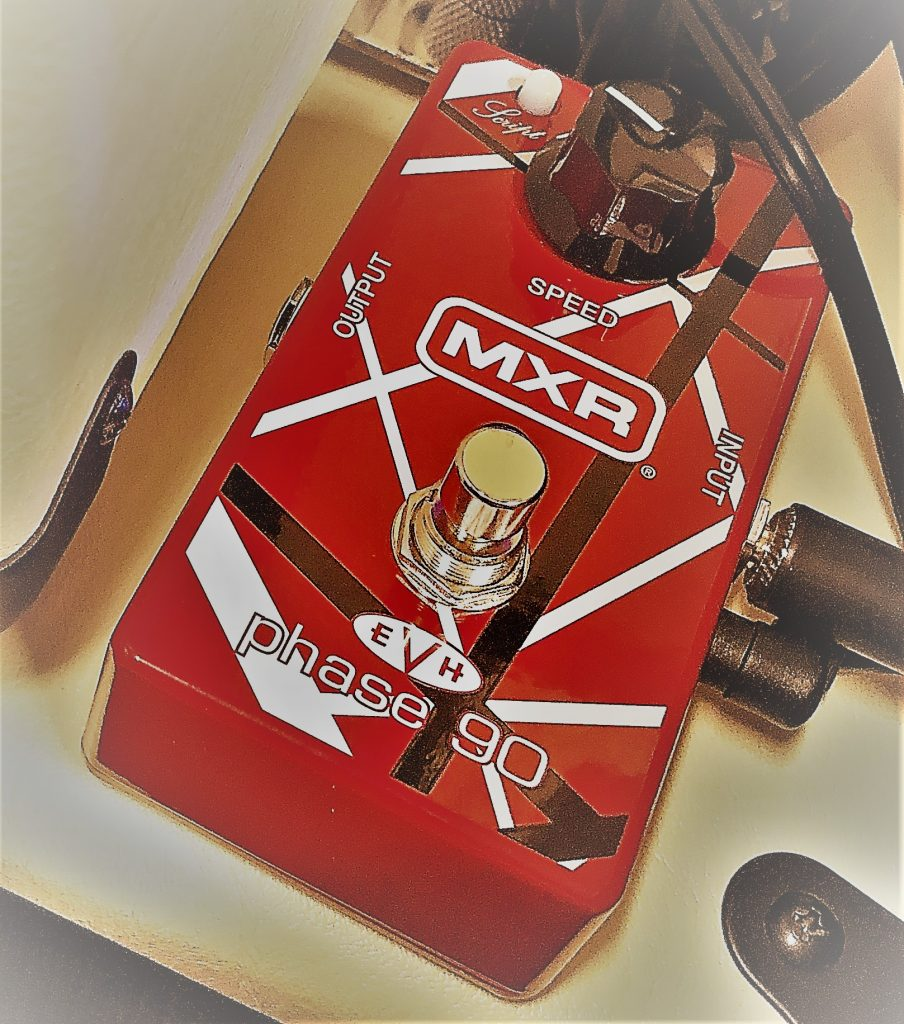 MXR EVH Phase 90 guitar pedal